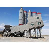 Wholesale Ready-mixed Concrete Mixing Plant Green Mobile Concrete Mixing Station from china suppliers