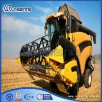 Steel agricultural machinery part