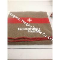 High Quality Swiss Style Wool Blankets