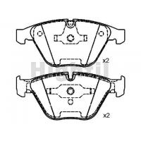 Wholesale Brake Pad 34 11 6 761 283 from china suppliers