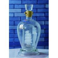 Wholesale dragon boat craft 375-500-750ml Glass Wine Bottle from china suppliers