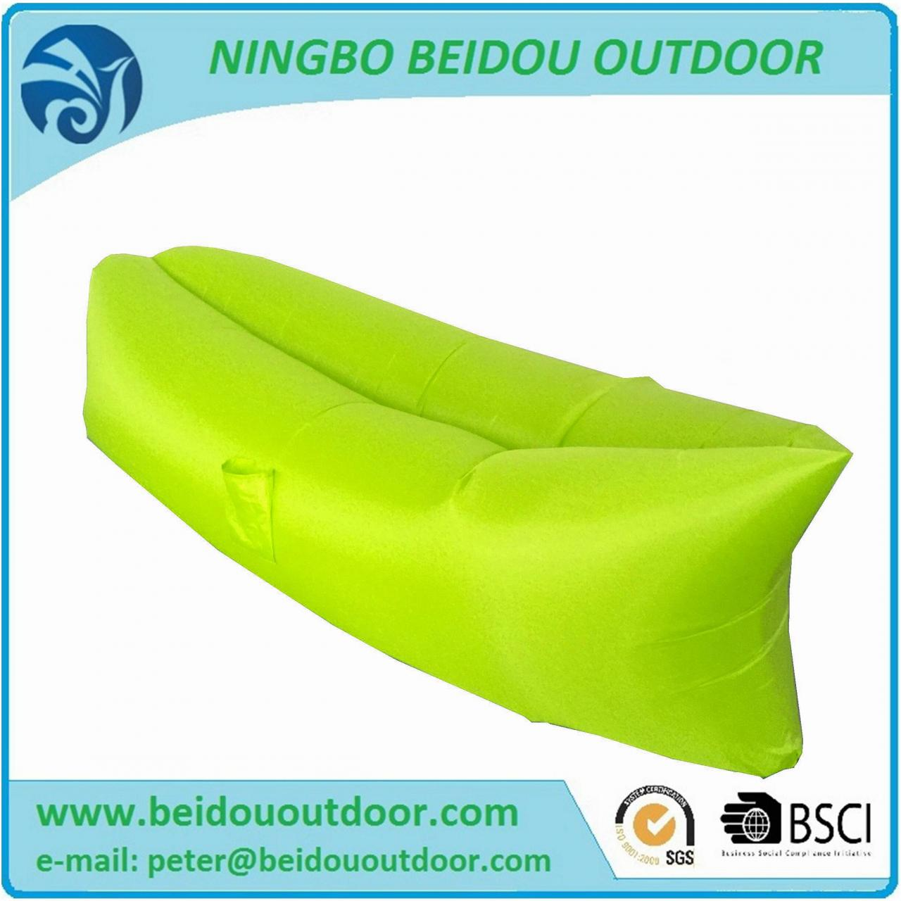 China 2017 Inflatable Folding Air Bed Sofa with carry bag on sale