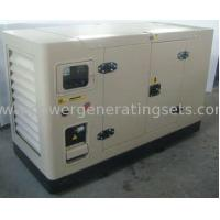 China Deutz silent diesel generator set Air Cooled / 15kw diesel generator on sale