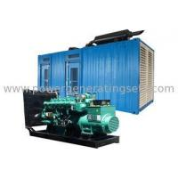 Buy cheap YUCHAI 1000kva Diesel generator set container type ISO CE certificate from wholesalers
