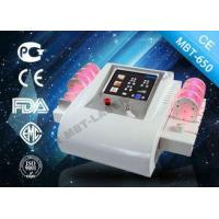Wholesale Smart Home Lipo Laser Slimming Machine , Mini Weight Loss Equipment from china suppliers