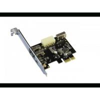 Buy cheap Networking 3+1 Port 1394A PCI Express Card EN-PCIE-3F1M from wholesalers