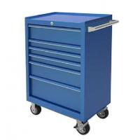 Buy cheap Tool Cabinets 27inches 6 drawers blue Iron tool chest Powder coating LC2706IBU from wholesalers