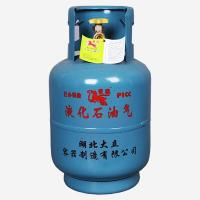 Quality LPG cylinders Product  YSP12 type for sale
