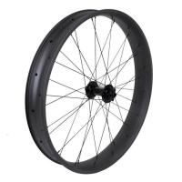 Buy cheap Rim 26er Fatbike Carbon Wheel (Clincher) from wholesalers