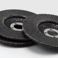 Wholesale Silicon Carbide Grinding Wheel | Flap Sanding Discs for Stone and Glass Polishing from china suppliers