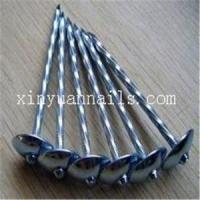 Wholesale china BWG 9 X 2.5 Shingle Ring Shank Roofing Nails from china suppliers