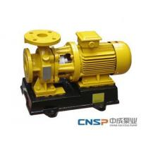 Wholesale GBW-type horizontal centrifugal pump with concentrated sulfuric acid from china suppliers