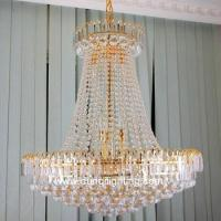 Wholesale morocco Crystal ceiling lamp chandelier from china suppliers