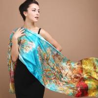 China Women Silk Scarf Wholesale China on sale