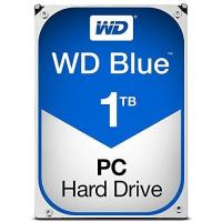 China WD Blue 1TB SATA 6 Gb/s 7200 RPM 64MB Cache 3.5 Inch Desktop Hard Drive (WD10EZEX) on sale