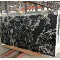 Wholesale Cosmic Black Cosmos Black Granite Slabs For Wall And Floor Tiles from china suppliers
