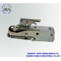 China 2-5/16 Ball x 3 inch Wide Bolt On Trailer Coupler 20,000lb Capacity on sale