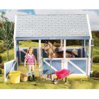 Wholesale Breyer Horses Classics Size Horse Stable Cleaning Play Set from china suppliers