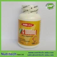 Wholesale Vitamin C 1000mg tablet with Bioflavonoids & Rose Hips from china suppliers