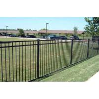 Wholesale Powder Coating Fence Aluminum Security Fence Post Air Conditioner Freme Fence from china suppliers