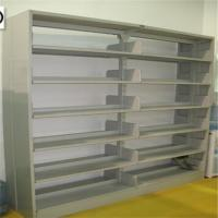 Wholesale Steel Book Shelf Practical Metal Library Book Shelving Steel Storage Book Shelf from china suppliers