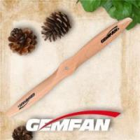 China 1060 gas motor wood color Propellers for RC plane on sale