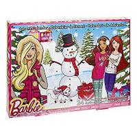 Wholesale Barbie DMM61 Advent Calendar by Mattel from china suppliers