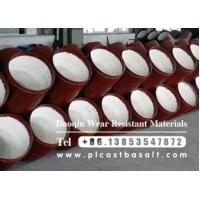 Wholesale alumina ceramic lined steel pipe to be delivered from china suppliers