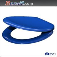Wholesale Duroplast Blue Coloured Toilet Seats from china suppliers