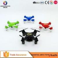 Wholesale Plastic kid toy 4 Channel drone mini rc drone uav aircraft from china suppliers