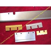 Plastic Cutting Toothed Blades