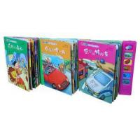 Wholesale custom sound book printer music board book Sound Book manufacturers China from china suppliers