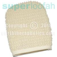 Buy cheap BODY CARE Super Loofah Exfoliating Facial Mitt from wholesalers