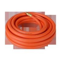China 8000010DuRyte 800001 Pro 300 PSI Rubber Air Hose - 3/8-Inch by 25-Feet, 1/4-Inch MNPT Brass Ends on sale