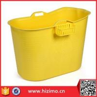 Wholesale Food Grade PP5 Material Plastic Bath Tub for Adult from china suppliers