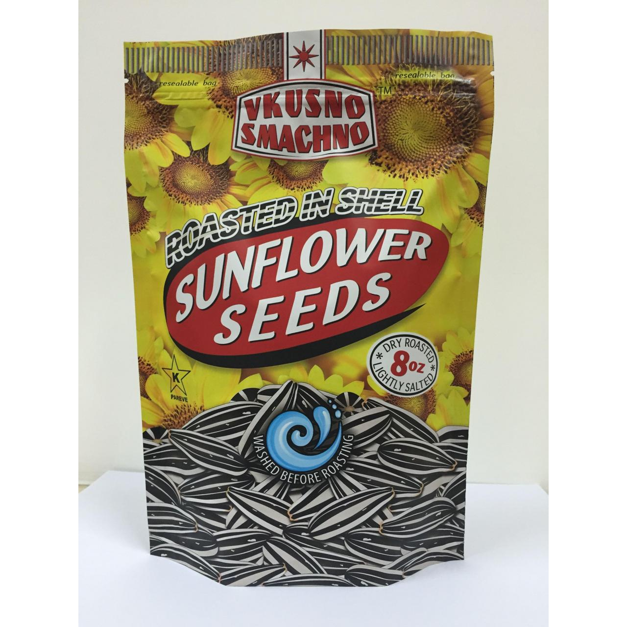 how to eat sunflower seeds properly