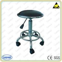 Buy cheap LN-1544220A Black Swivel Adjustable Workshop ESD Lab Chair from wholesalers