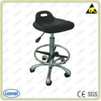 Buy cheap LN-1542351A ESD Electronic Workshop PU Leather Chair /Industrial Chair/ Office Chair from wholesalers