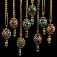 Wholesale Spice Route Pendant with drop pearls from china suppliers
