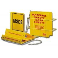 Buy cheap Wire Rack for MSDS Binders and Right-to-Know Compliance Centers from wholesalers