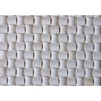 Wholesale 3D Interlace Travertine Mosaic Tiles from china suppliers