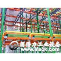 Buy cheap storage shelves Push Bck Racking from wholesalers