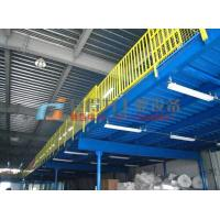 Buy cheap Steel platform / attic shelf Steel structure platform manufacturers from wholesalers