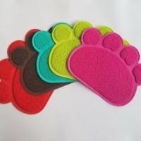 Non-Toxic Soft Easy To Clean Kitty litter trapper mat cat toilet mat pet supplies