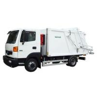 China compactor garbage truck on sale