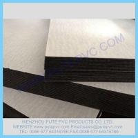 Wholesale PT-GP-007 Self-adhesive PVC sheet for album, photo book, memory book, menu inner pages from china suppliers