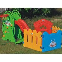 Wholesale bear single slide with ball pool with cheap price from china suppliers