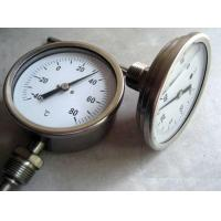 Buy cheap Liquid filled pressure thermometer T221 from wholesalers