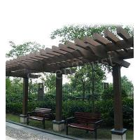 Buy cheap Outdoor Environmental Protection Pergola from wholesalers