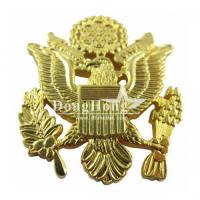 Wholesale Metal Promotional Gifts Die Struck Without Color Lapel Pin from china suppliers
